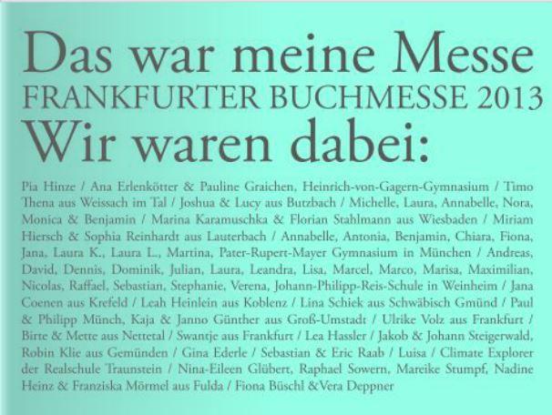 buchmesse 2