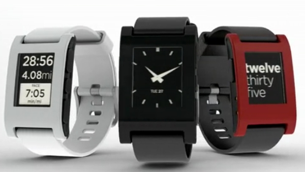 Smartwatch: Pebble