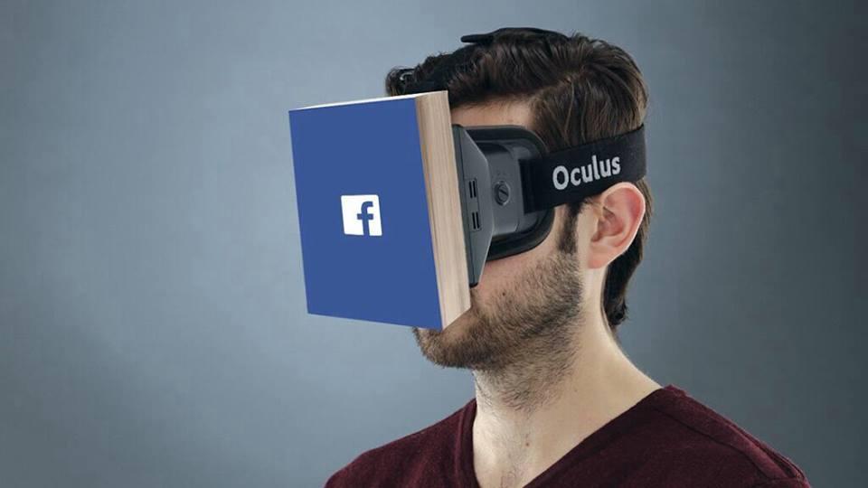 facebook + oculus