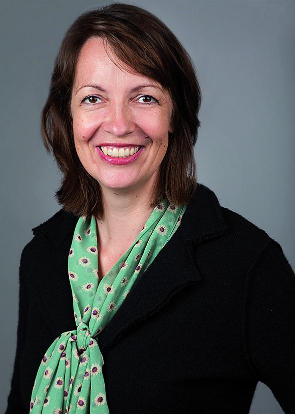 Christine Hauck Bereichsleiter-in New Business Cornelsen Schulverlage GmbH