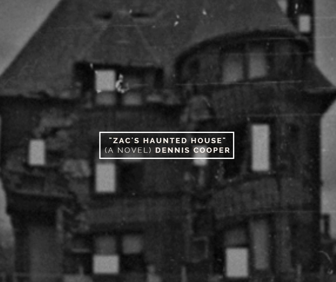 zacs haunted house